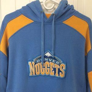 Denver Nuggets Hoodie Sweatshirt - XL